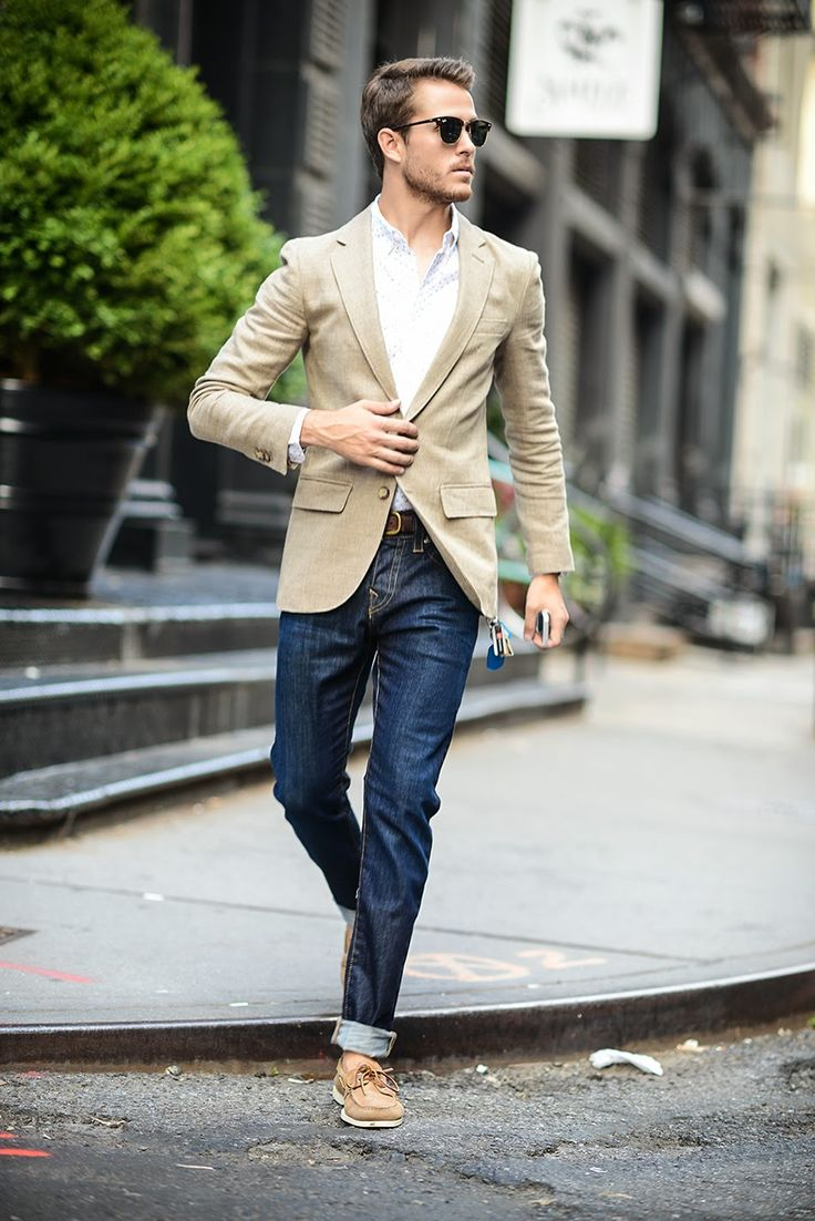 casual suits example