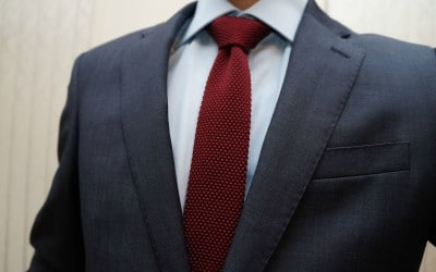 Common Suit and Ties Color Combinations