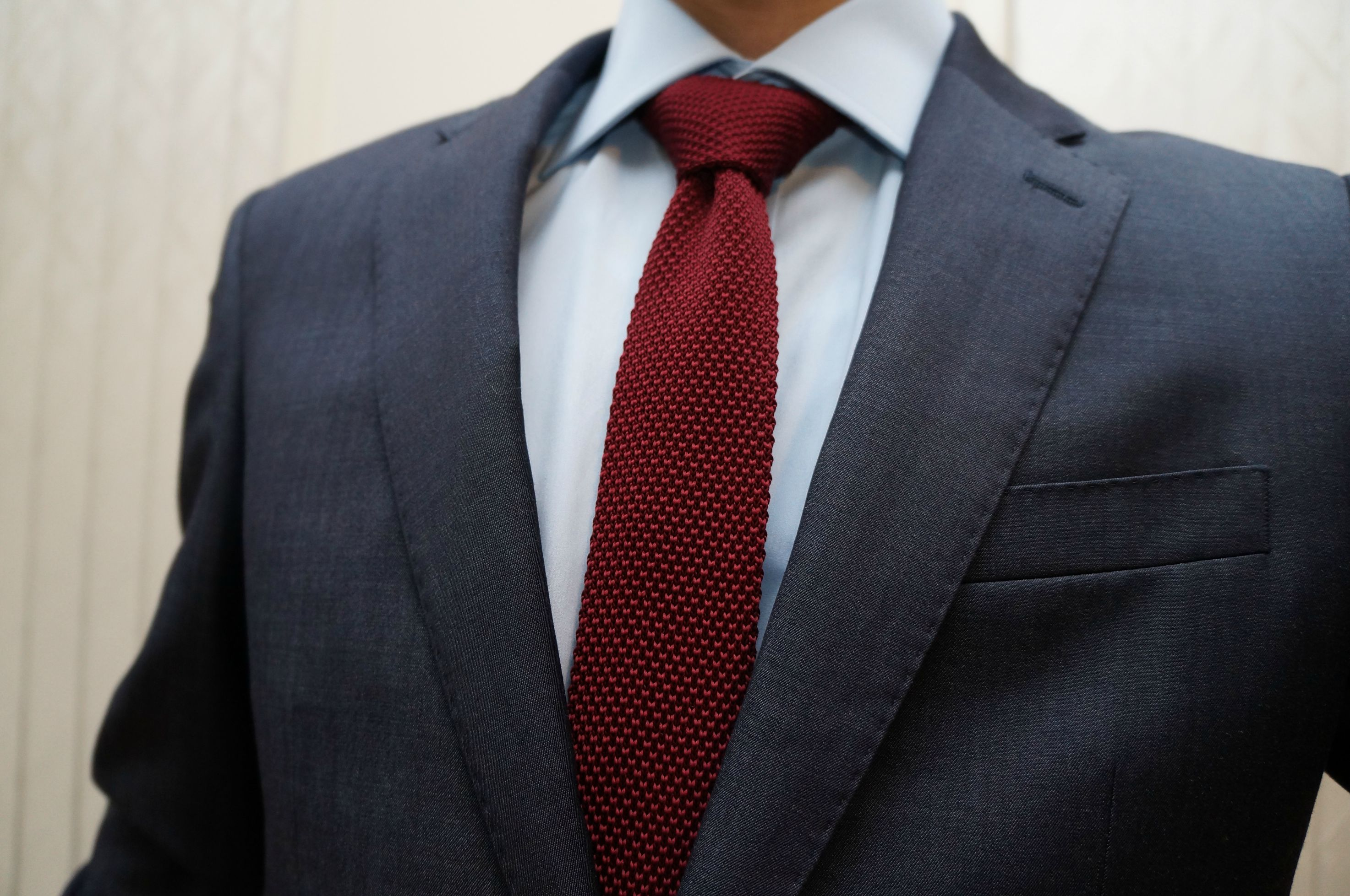 Common suit and ties color combinations suits expert for Black shirt and tie combinations