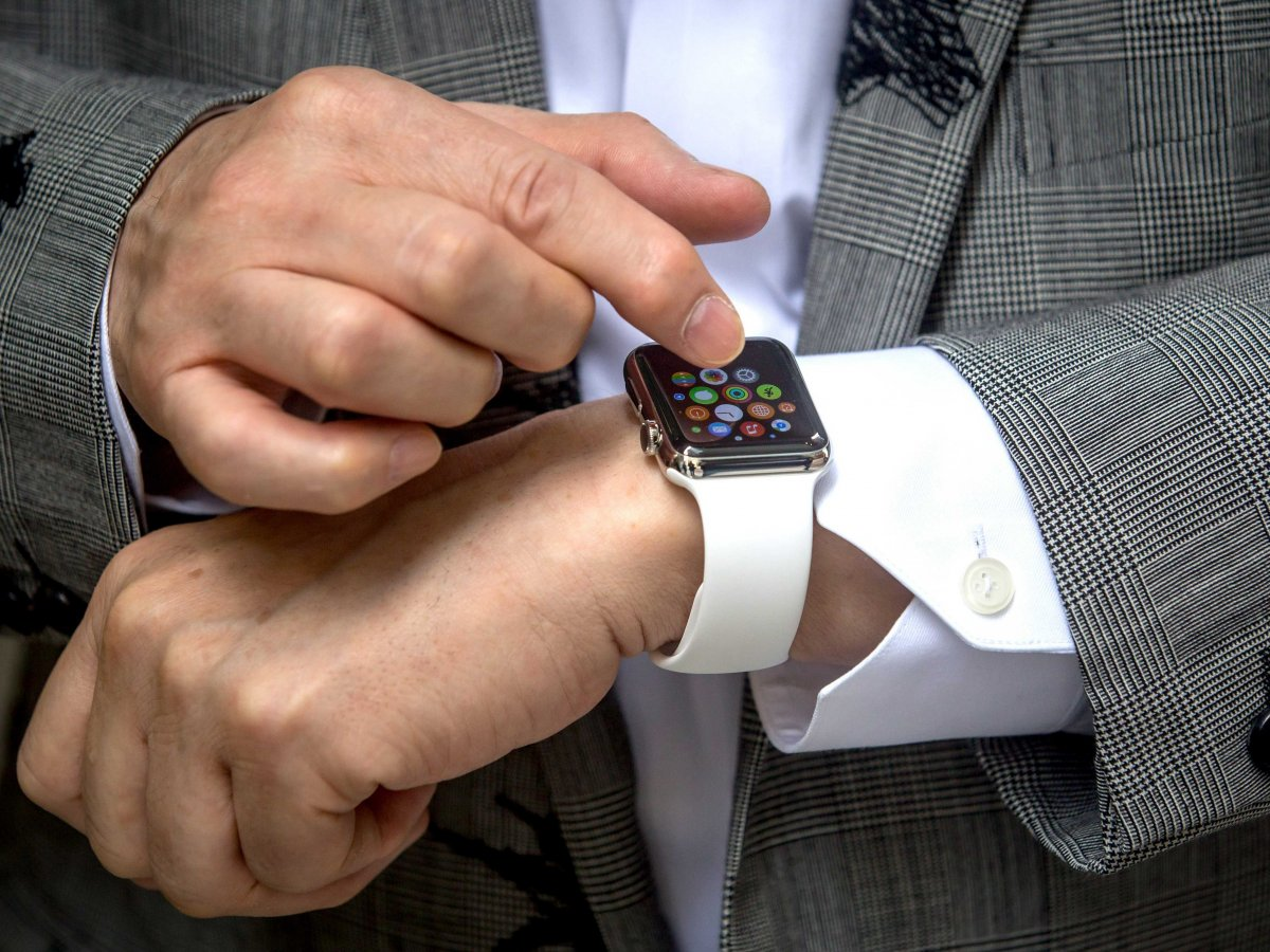 apple-watch-wrist-stainless-steel-suit