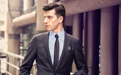 Places Where Wearing a Suit is Almost Mandatory