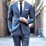 Regular Fit Suits for Men