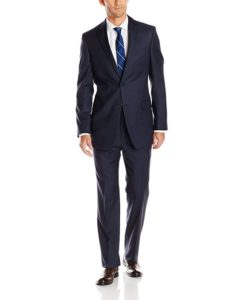 Nathan's tailored fit suit by Tommy Hilfiger
