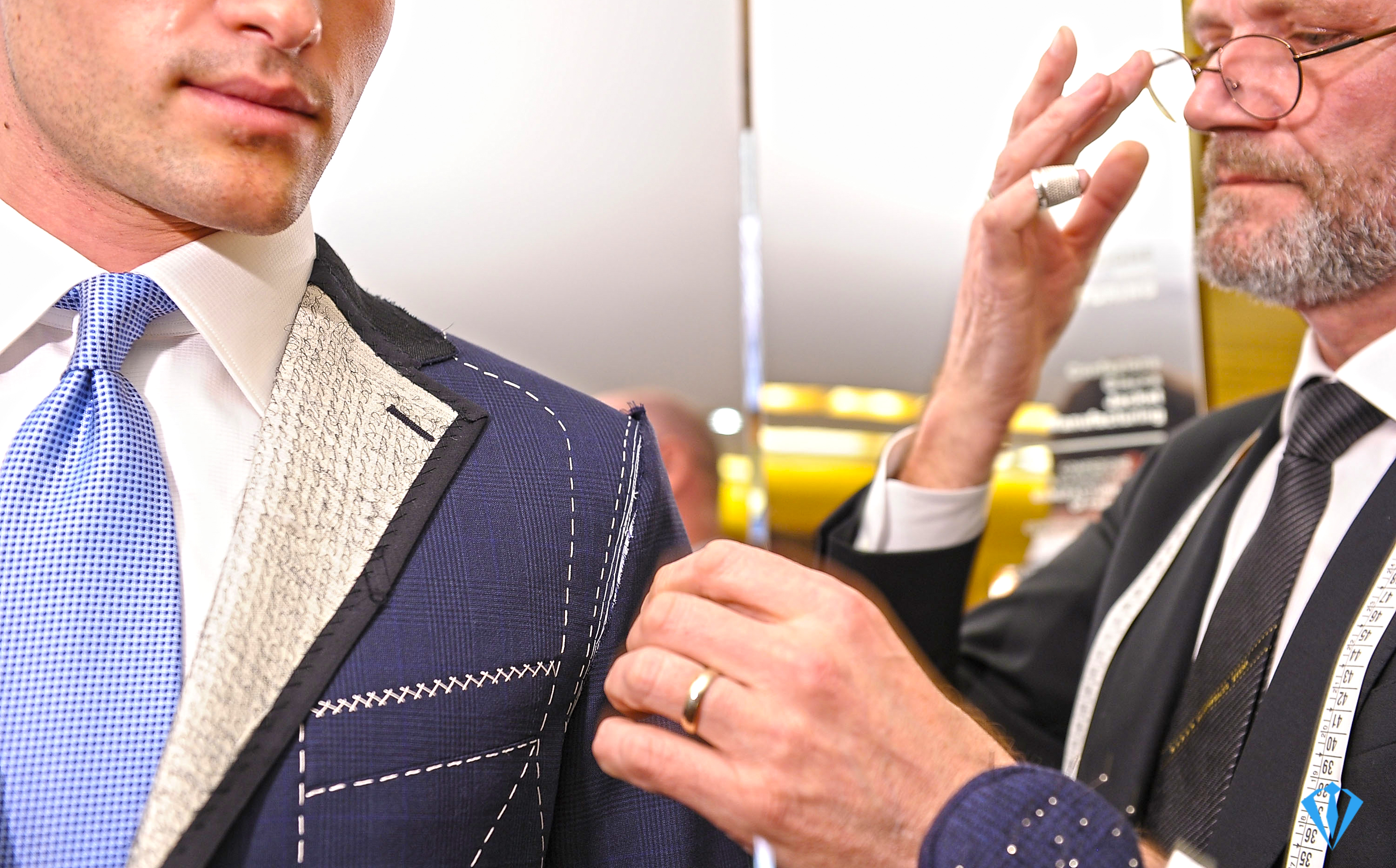 Custom suit tailoring and alteration