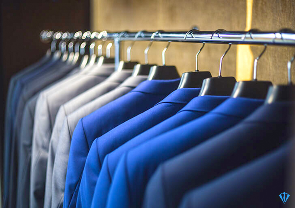 Suit care and hanging rules