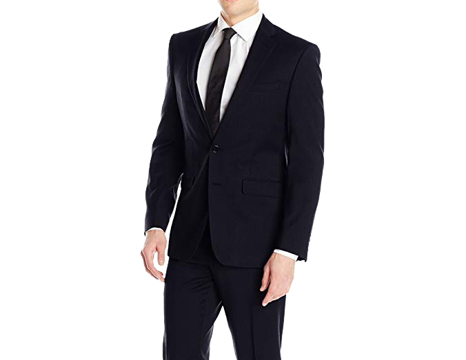 Example suit, available as: short, regular and long