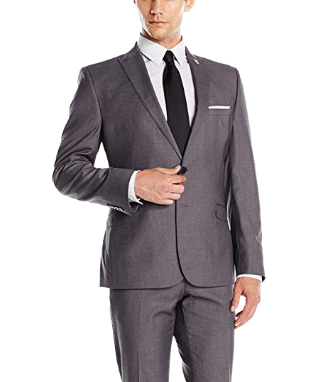 Nick Graham Peaked Label Suit