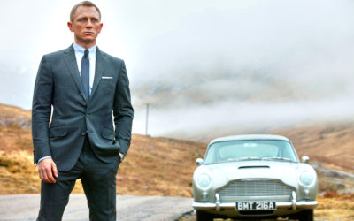 How to Be an Alpha Male: Attraction Secrets from James Bond