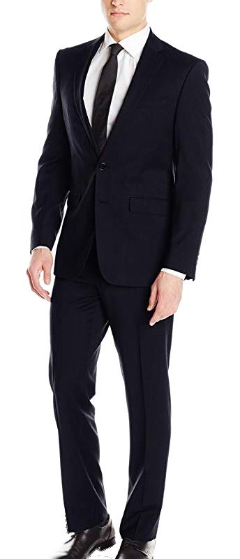 Calvin Klein X slim fit suit
