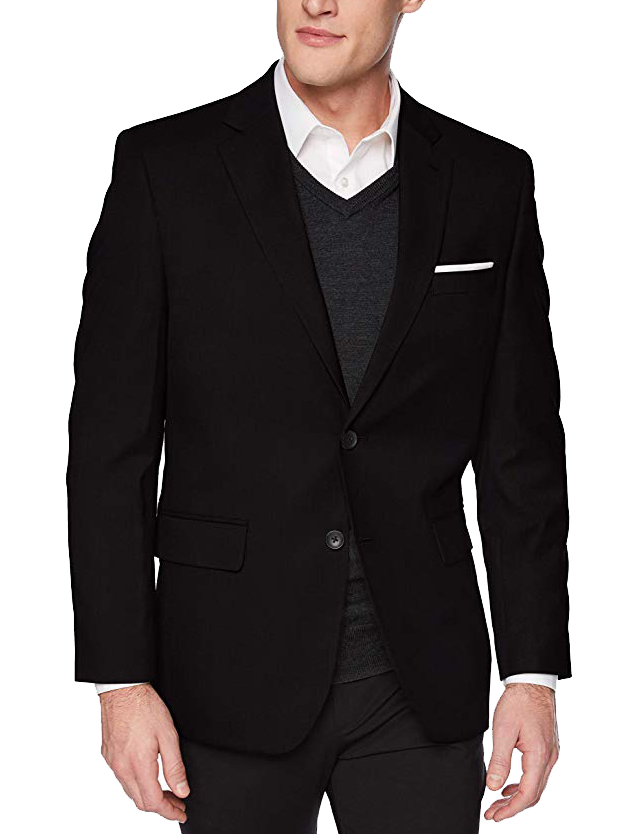 Haggar's classic fit suit jacket
