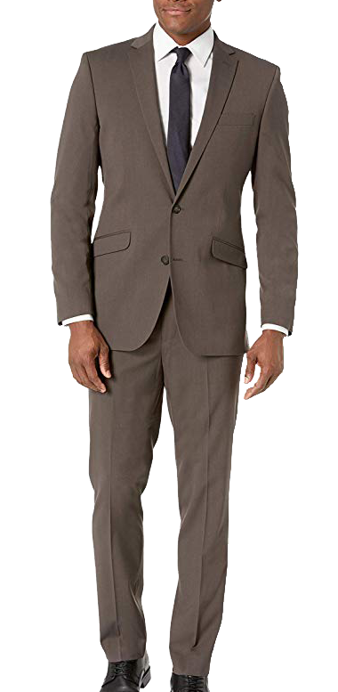 Kenneth Cole Reaction slim fit suit