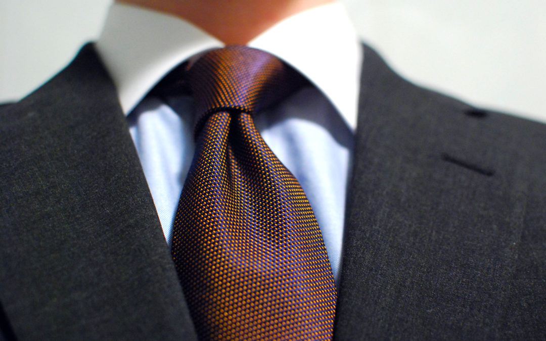 Men's Ties: Fabrics, Style and How to Tie a Tie – Complete Guide