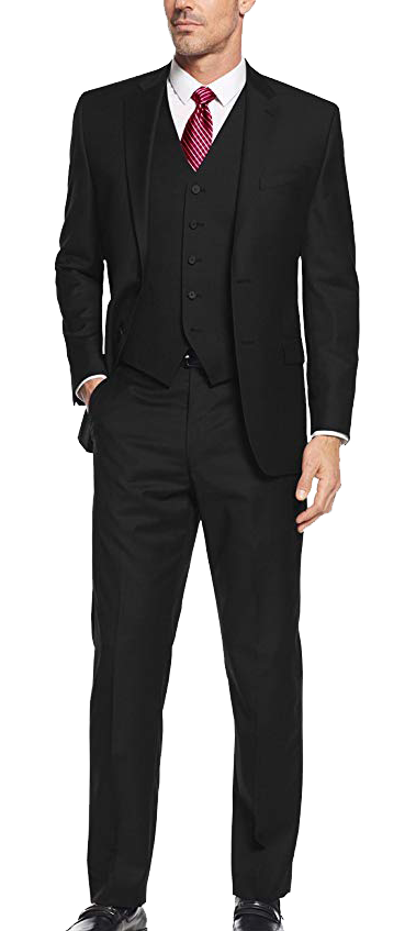 Salvatore Exte classic fit suit