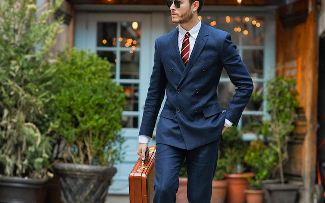 Men's Suit Styles: Differences & Types