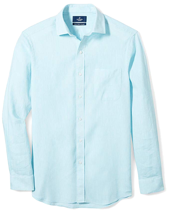 Aqua classic fit shirt by Buttoned Down
