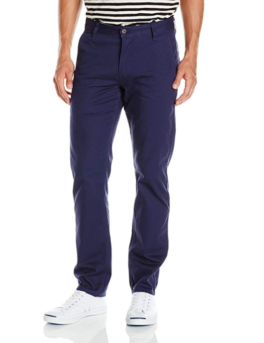 Navy blue pants by Dockers