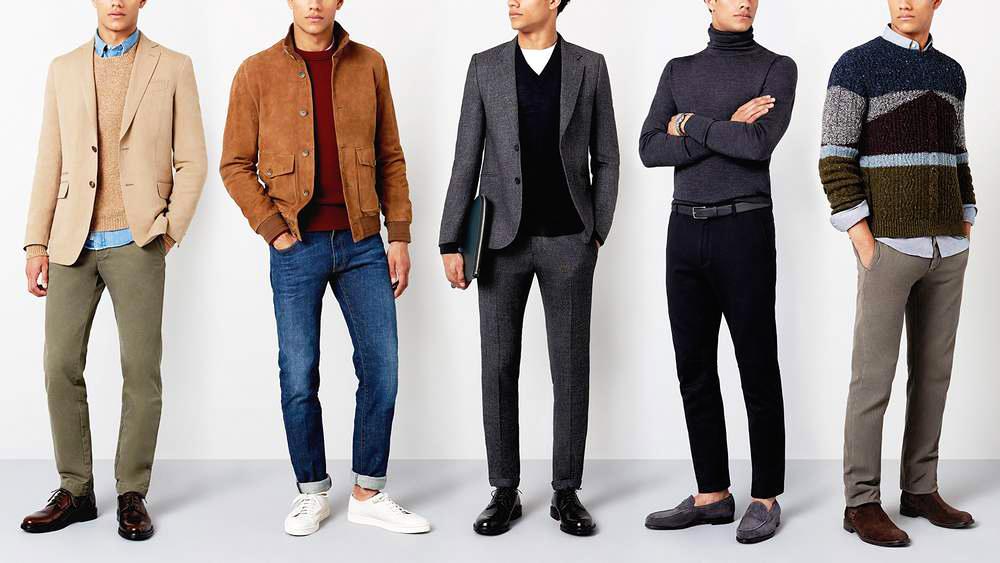 Smart casual attire dress code
