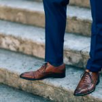 How to Match Your Shoes to Your Suit cover