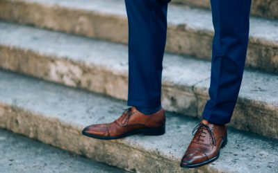 How to Match Your Shoes with Your Suit
