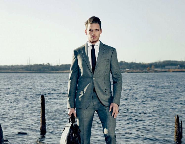 Bottega Veneta suits for men