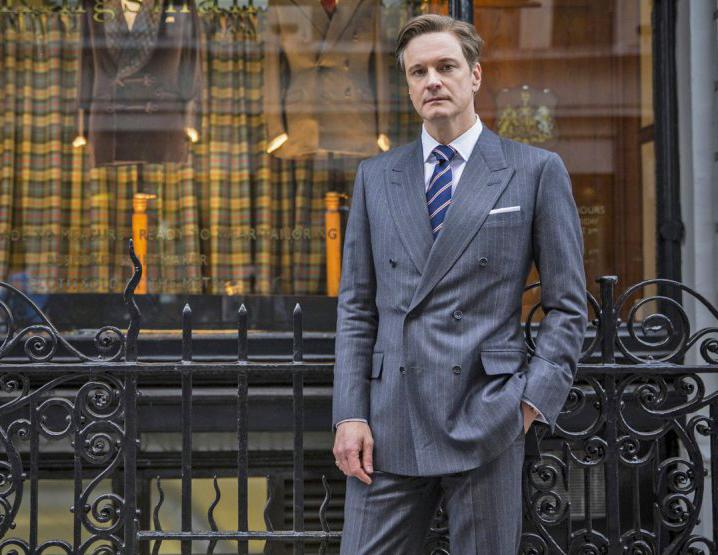 The new Kingsman suit brand