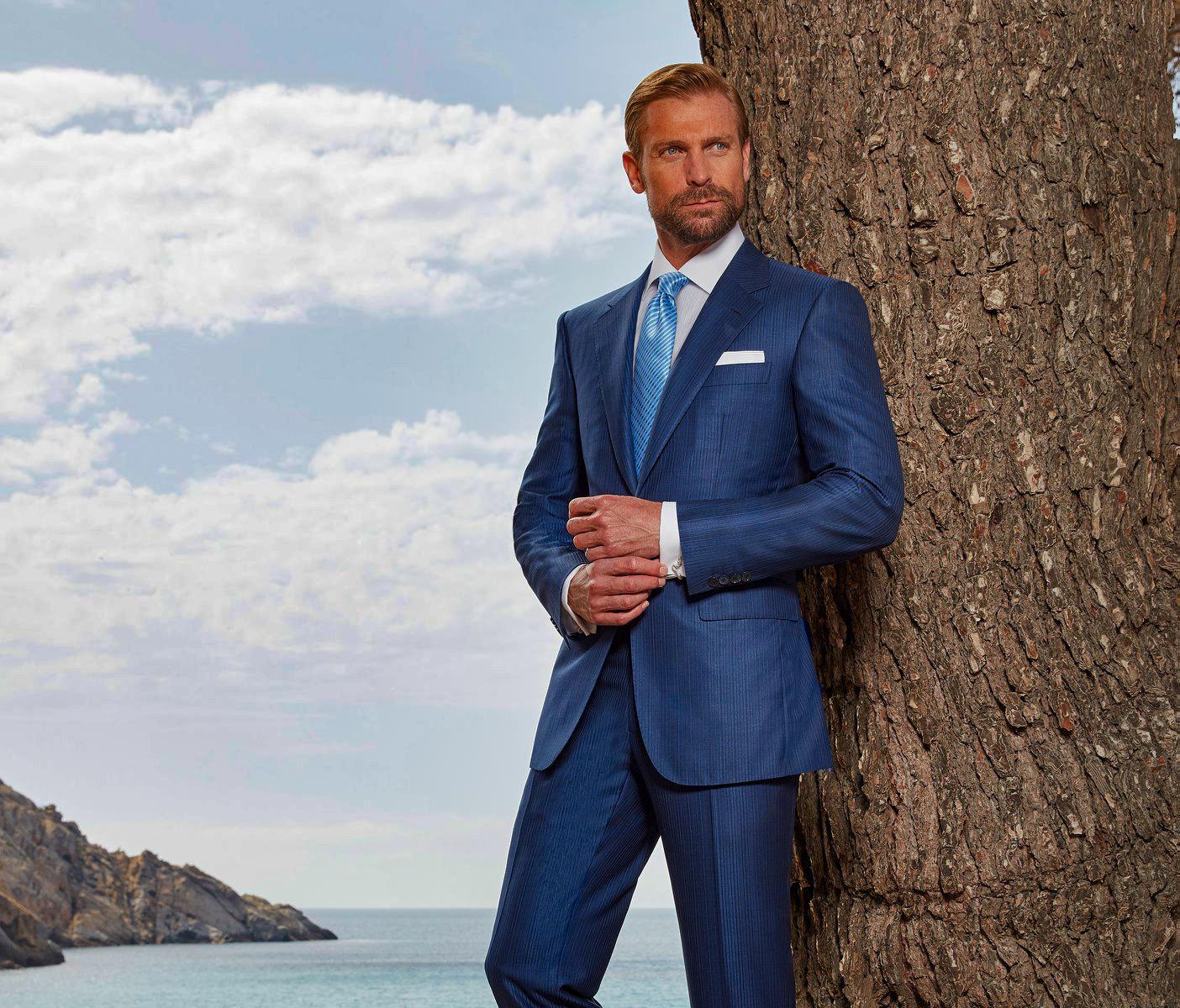 Stefano Ricci suit brand