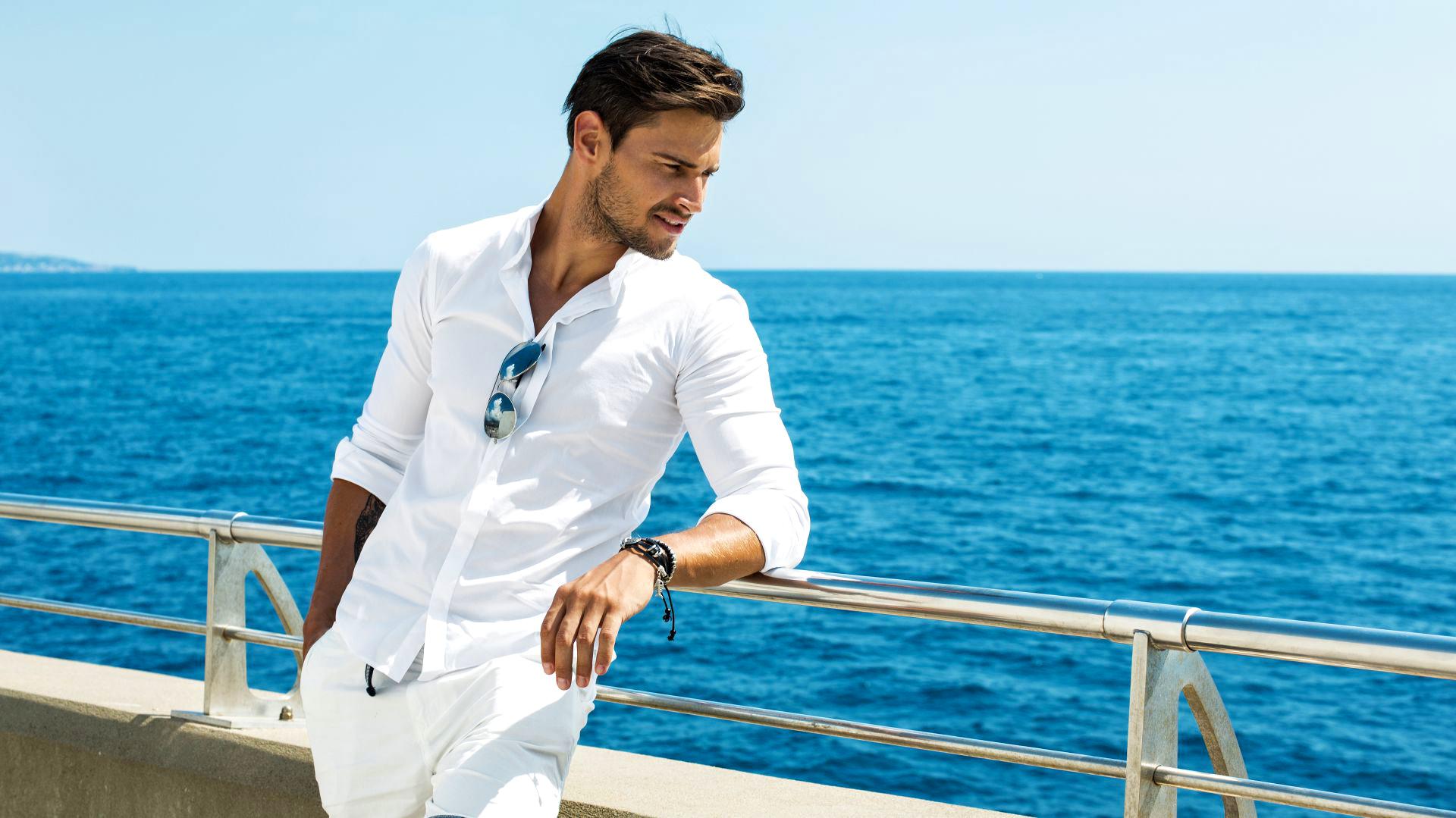 Men's Smart Casual Dress Code