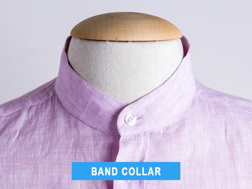 The band collar type