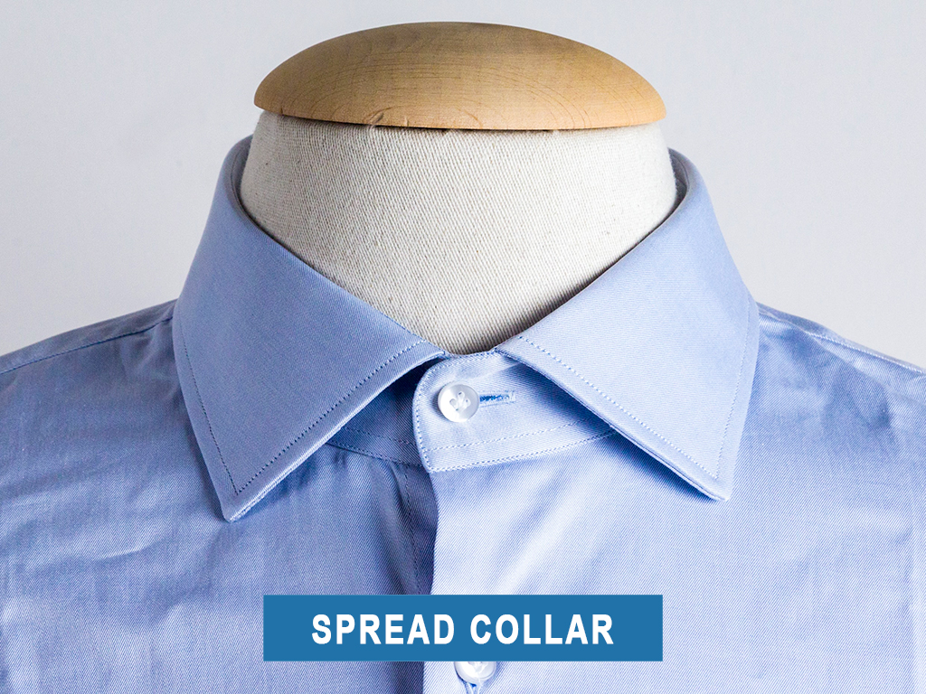 The spread collar type