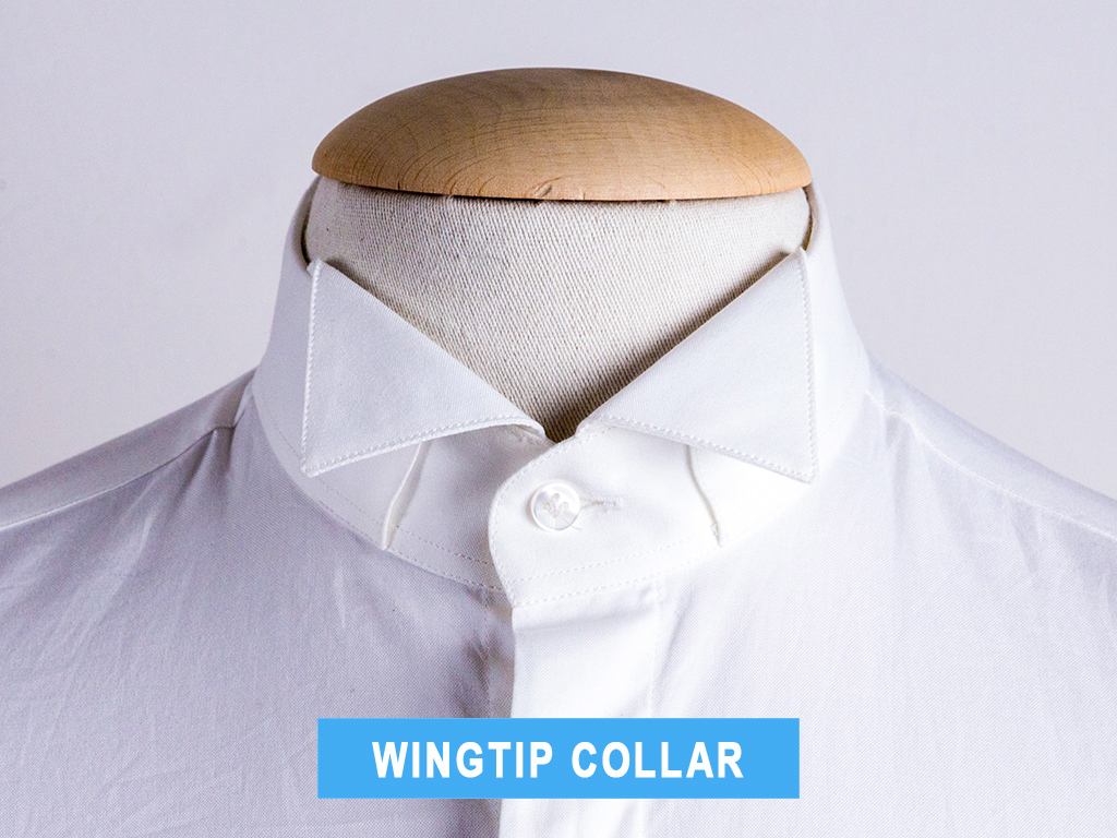 The wingtip collar type