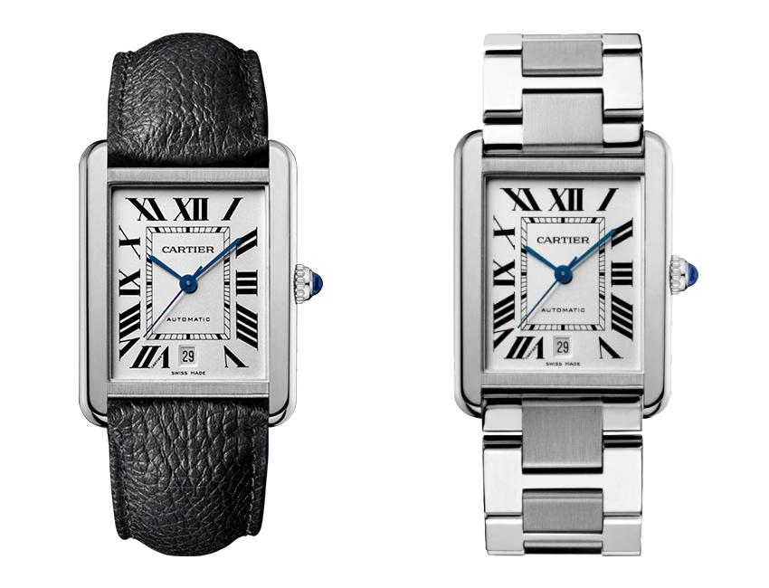 Cartier Tank Solo XL watches