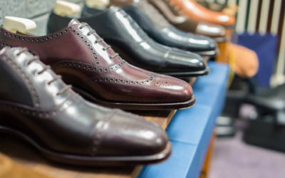Men's Dress Shoes Styles: Types & Differences