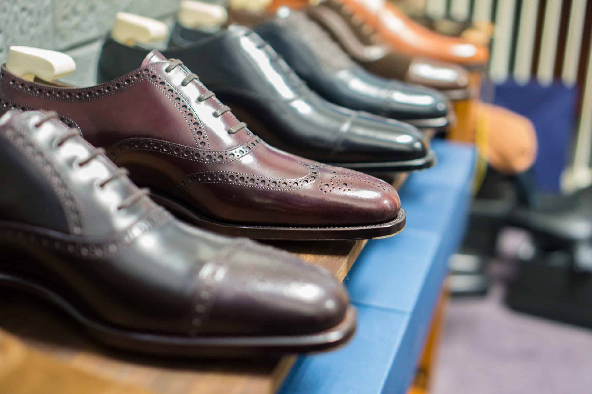 different men's dress shoes styles