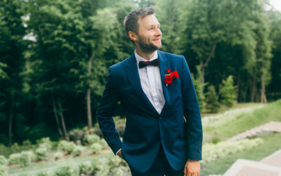 How to Choose Your Wedding Suit Guide