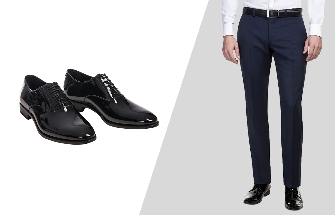 how to wear formal dress shoes