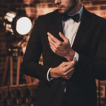 how to wear tuxedo cover