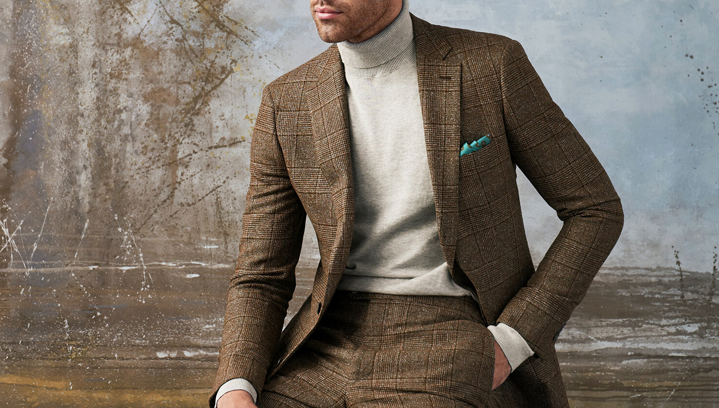 How to Wear a Tweed Suit