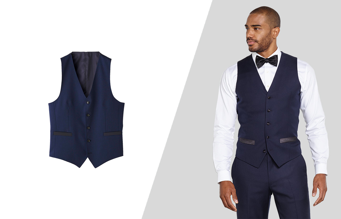 how to wear waistcoat