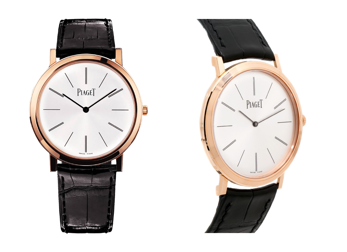 piaget altiplano rose gold dress watch