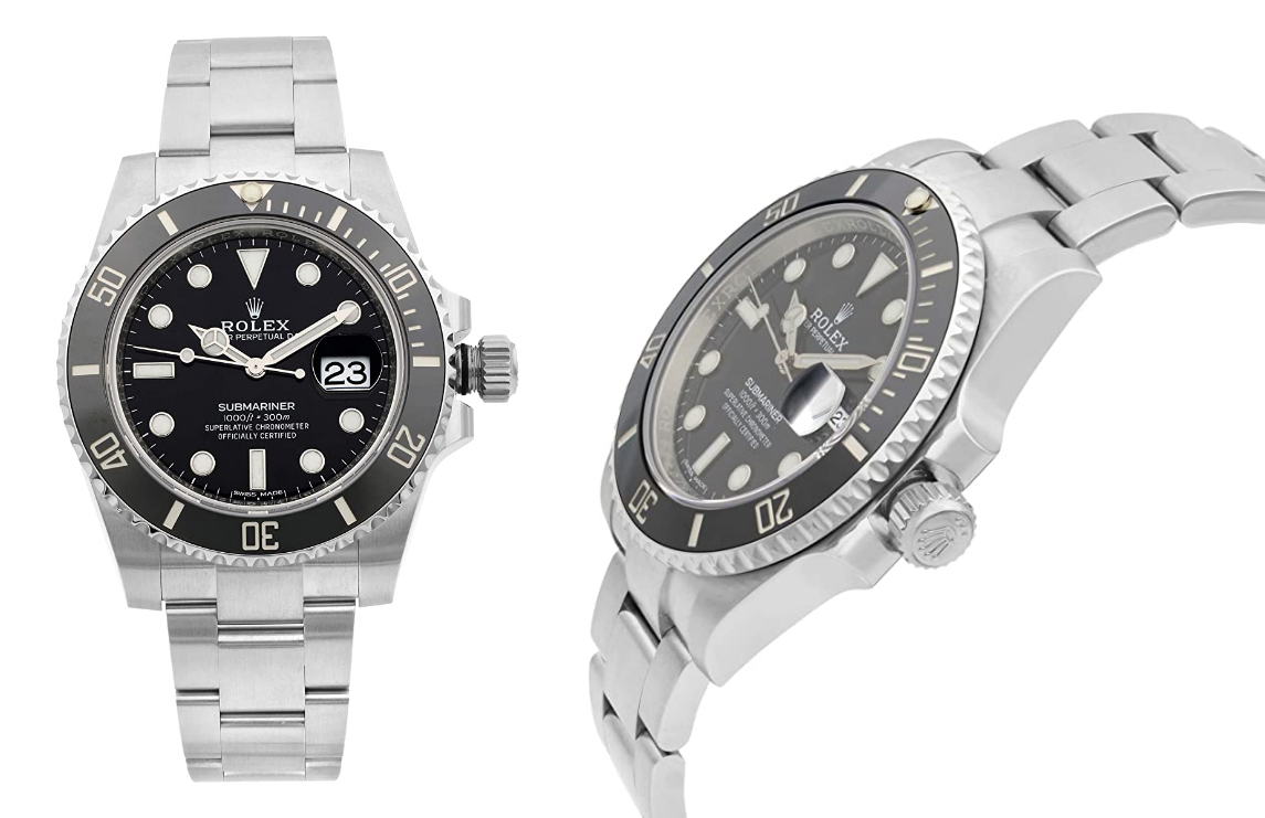 Rolex submariner 116610 watch