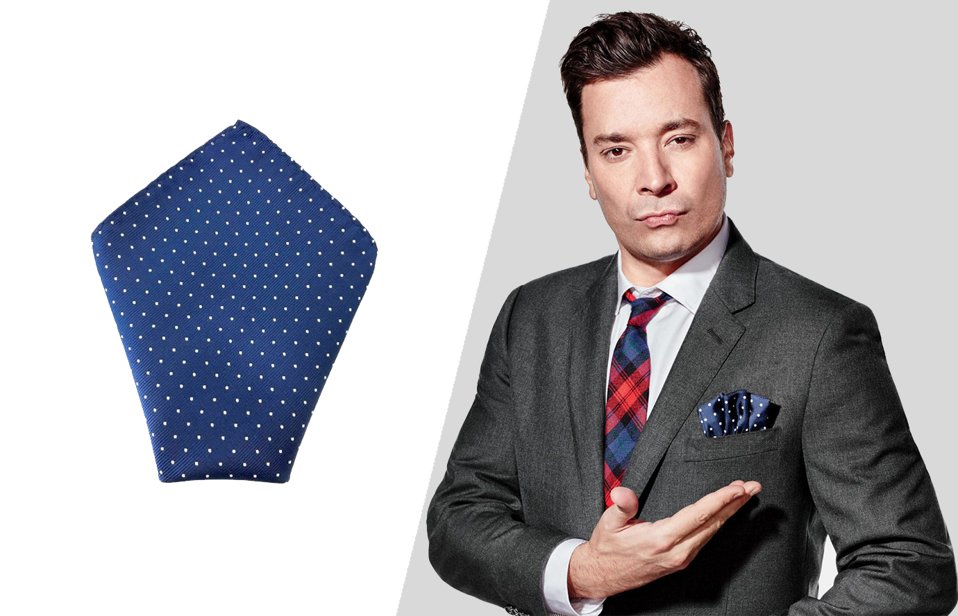 suit accessories: the pocket square