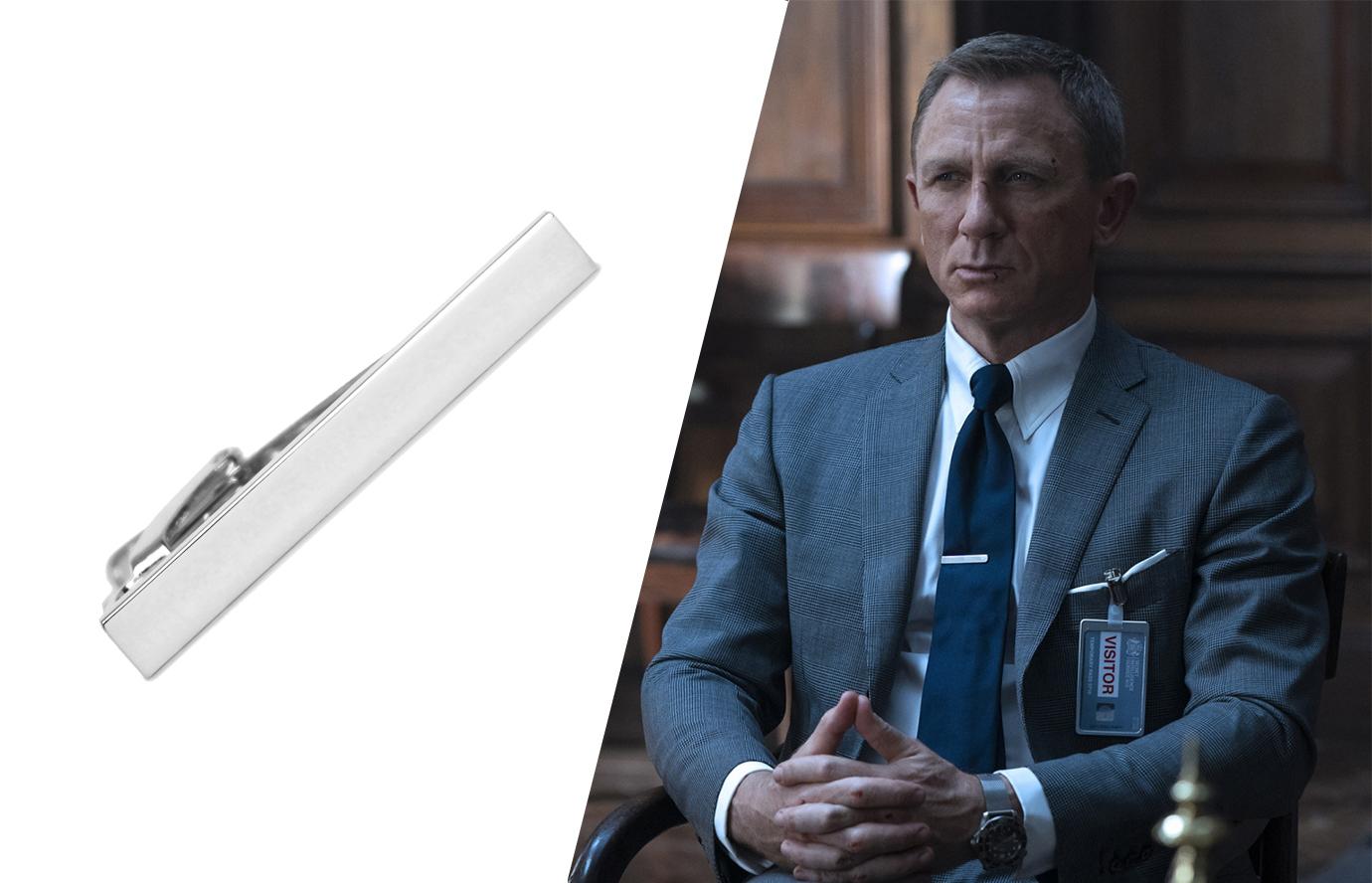 suit accessories: the tie bar