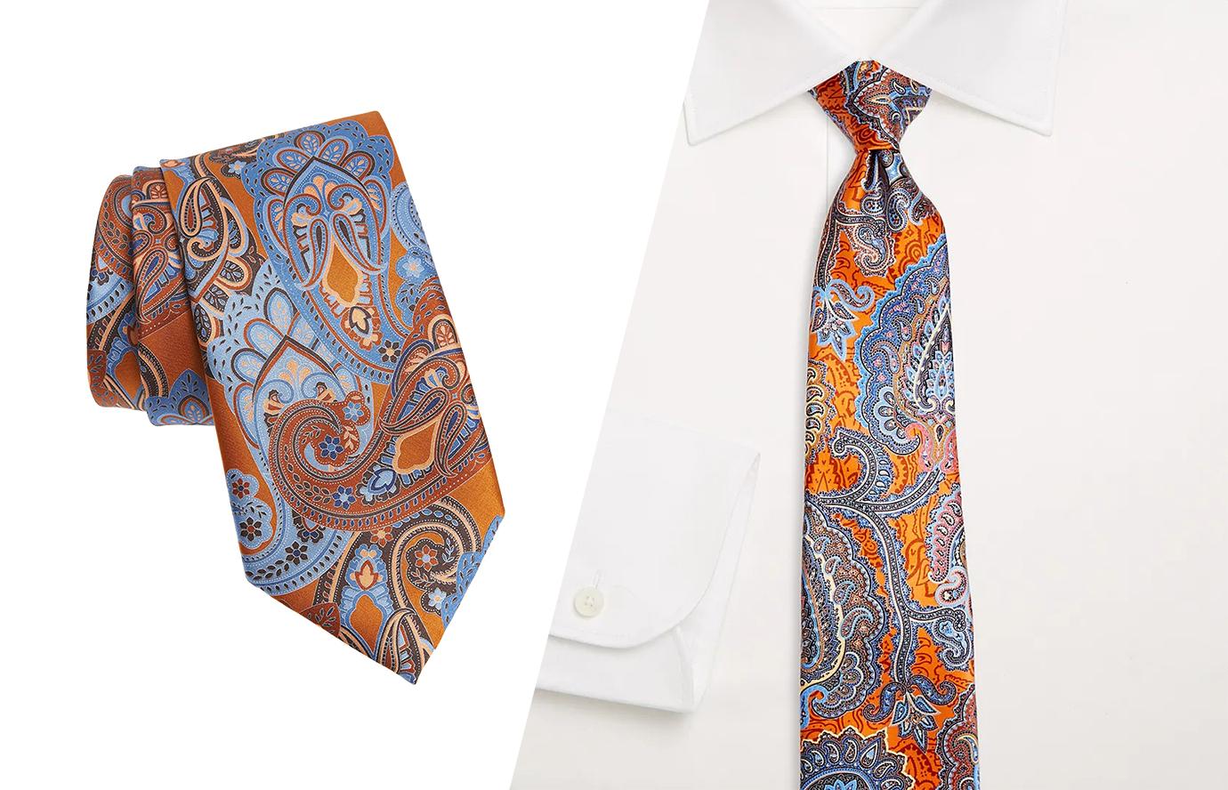 suit accessories: the tie
