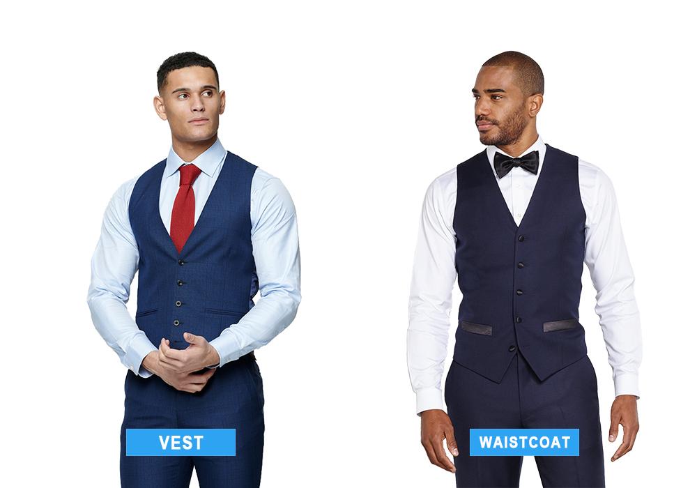 suit vest vs. waistcoat