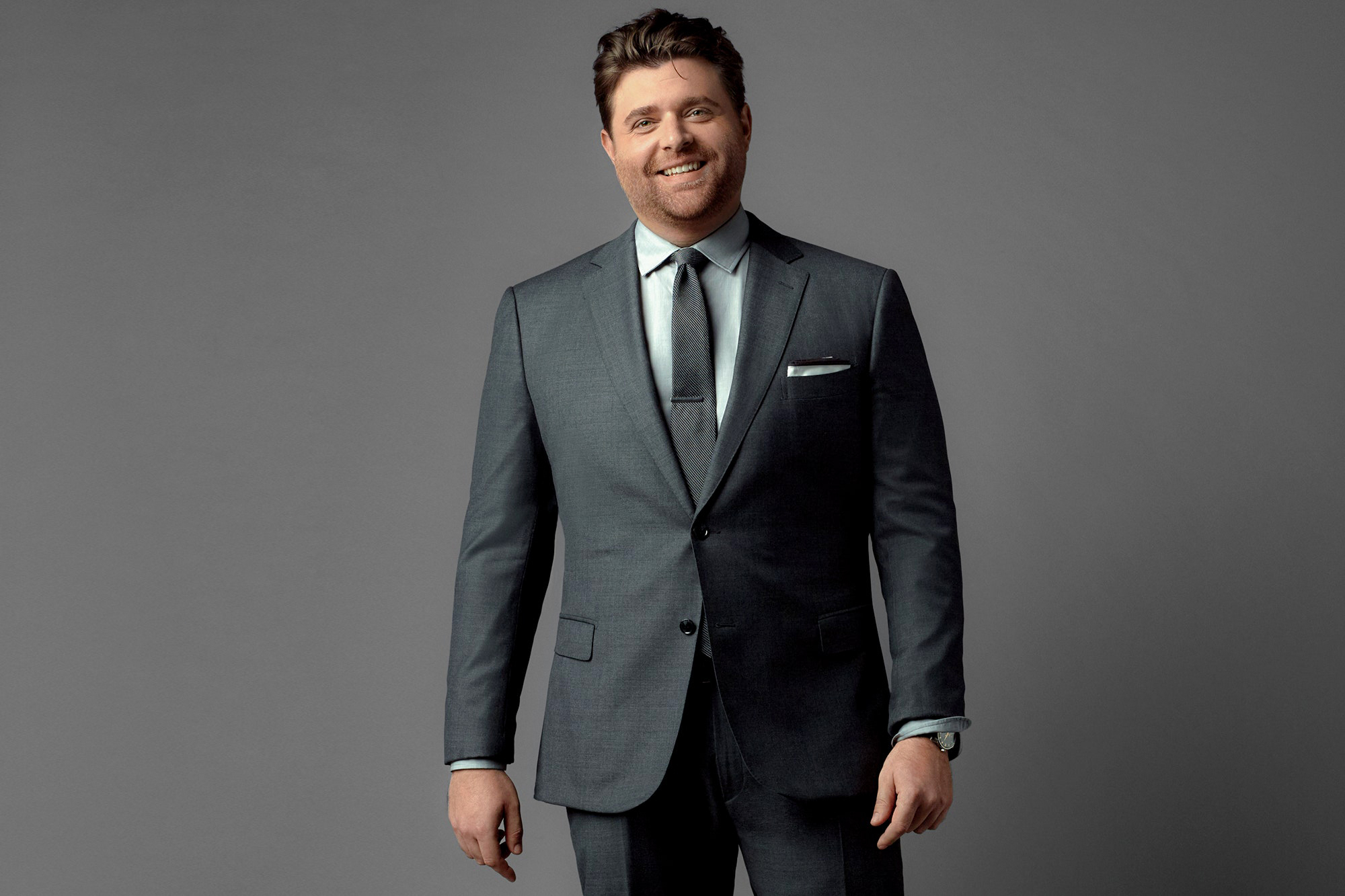 How Suits for Big Men Should Fit & Tips to Follow - Suits Expert