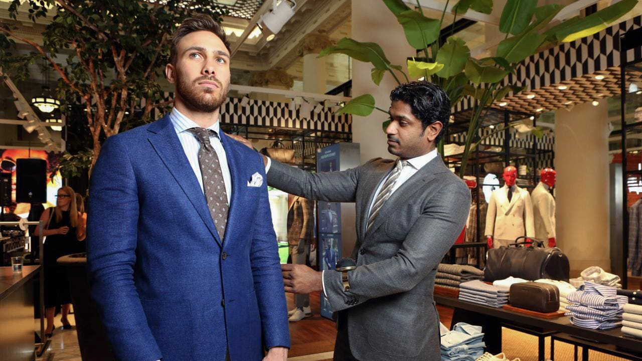 Suitsupply: Business professional attire store