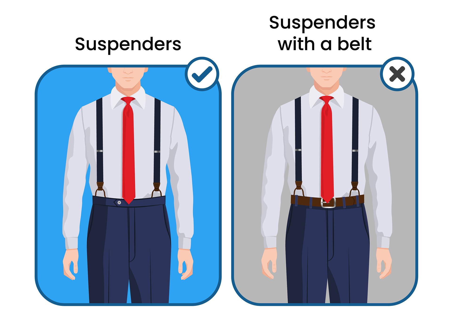 suspenders vs. belt