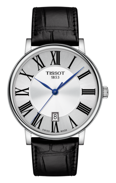 Tissot Carson Premium with black leather