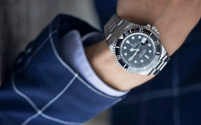 Top Watches to Wear With Suit