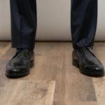 trouser break and different suit pants length